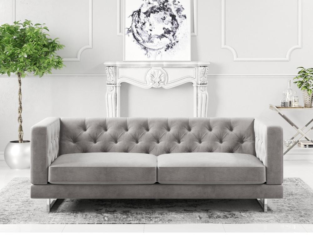 Capriotti Fabric Sofa