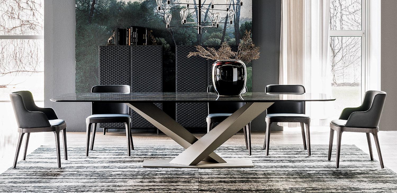 Stratos Keramik Dining Table