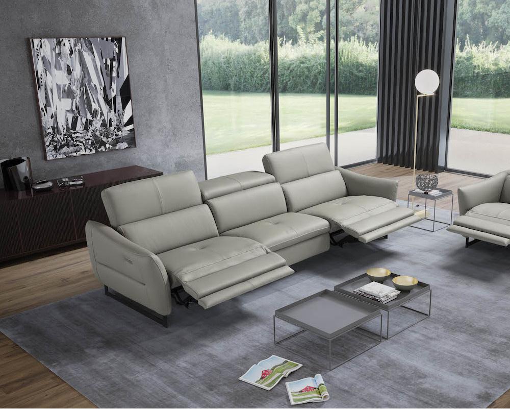Duffy 5 Seater Long Sofa