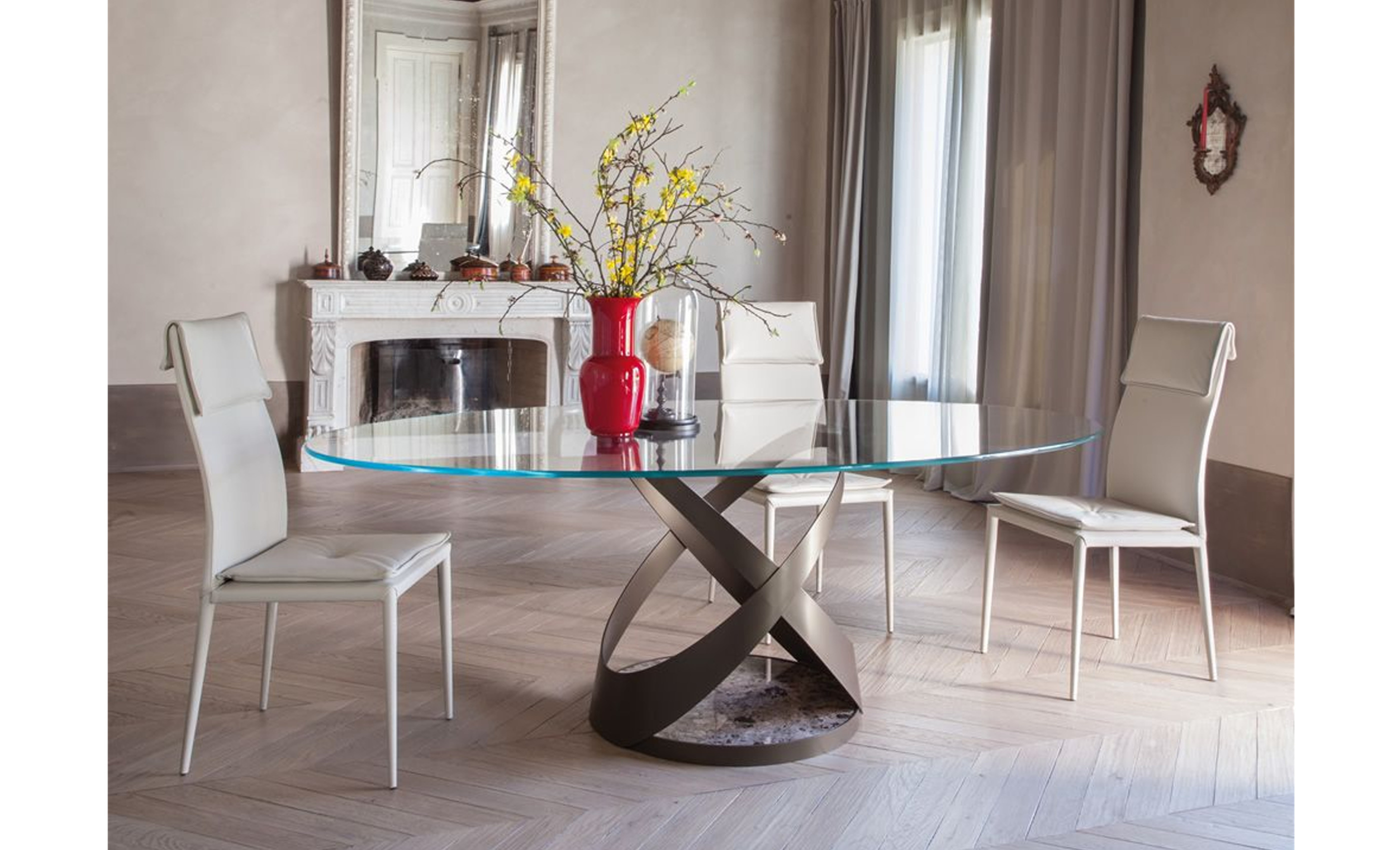 Flame Dining Table