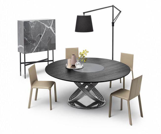 Fusion Ring Round Table