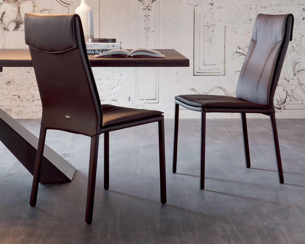Isabel High Back Dining Chair