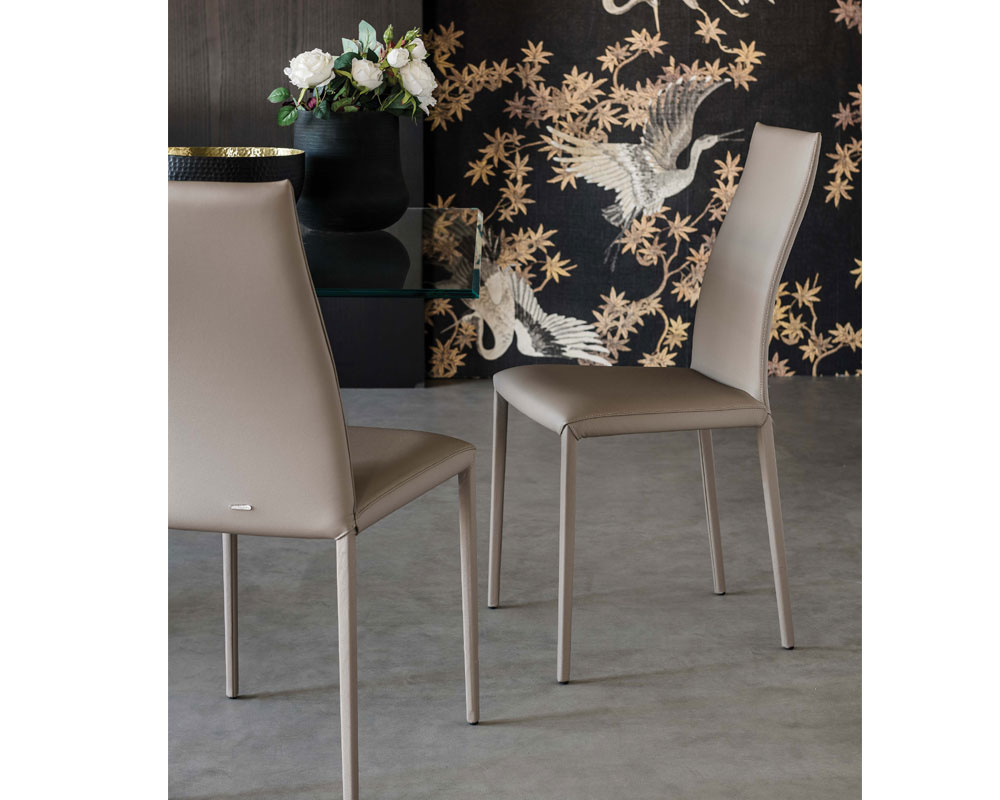 Kay High Back Dining Chair