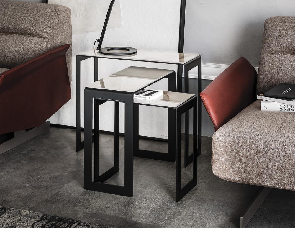Kitano Ceramic Side Table
