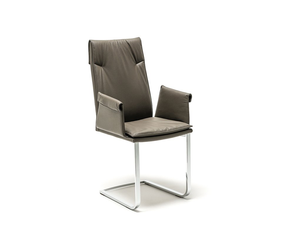 Liz High Back Carver Dining Chair