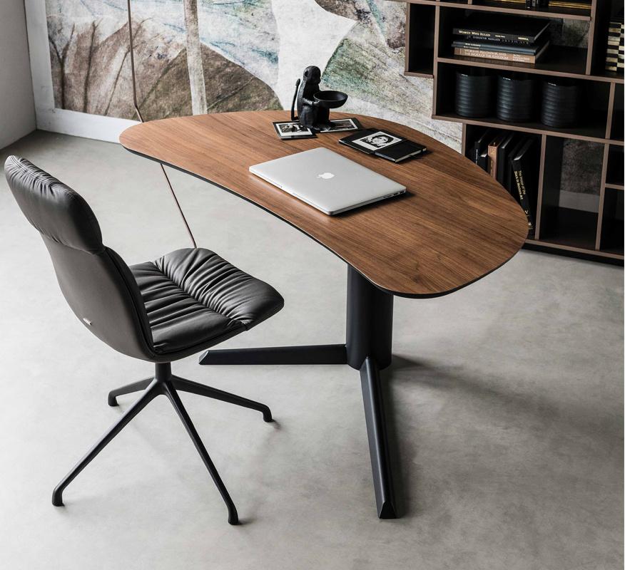 Malibu Wood Desk