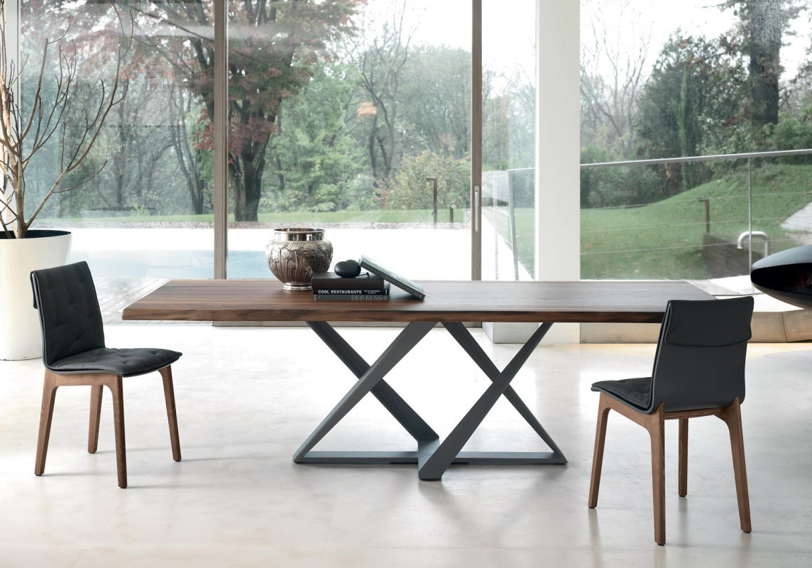 Millennium Wood Dining Table