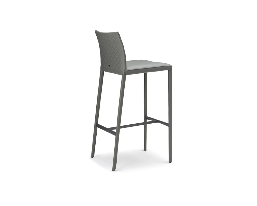 Norma ML Couture Bar Stool