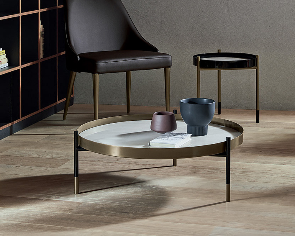 Planet Round Coffee Table