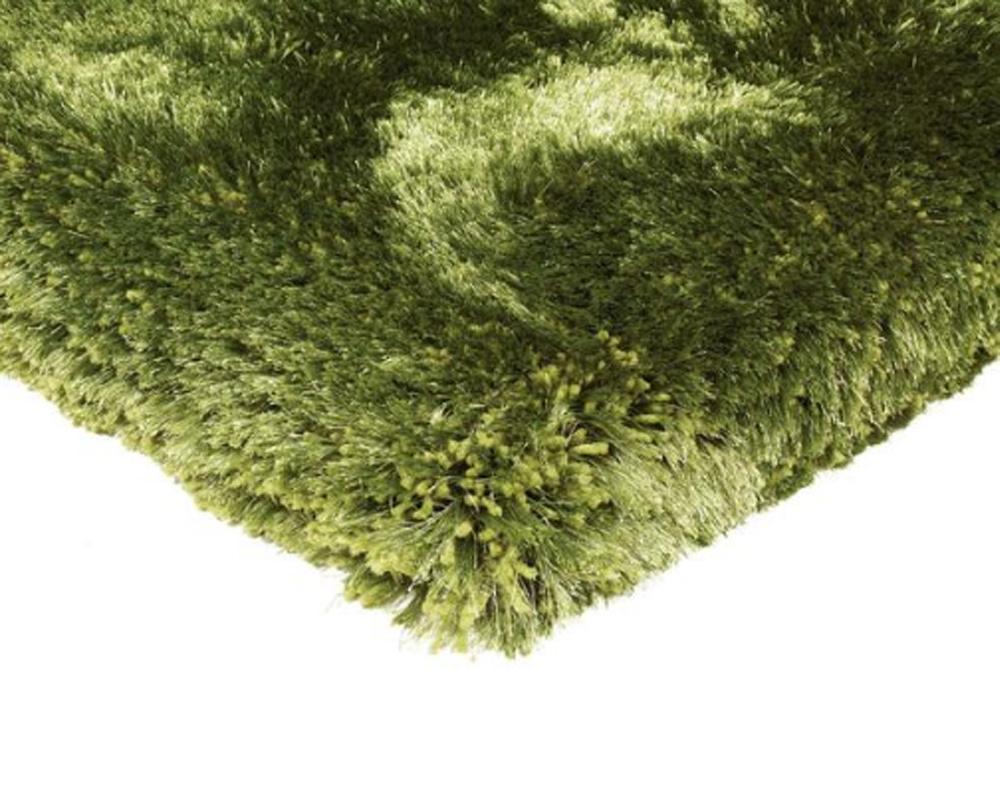 Plush Green Rug