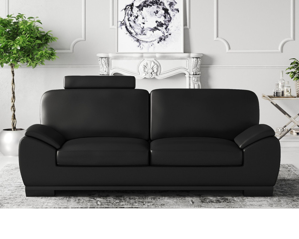 Rino Leather Sofa