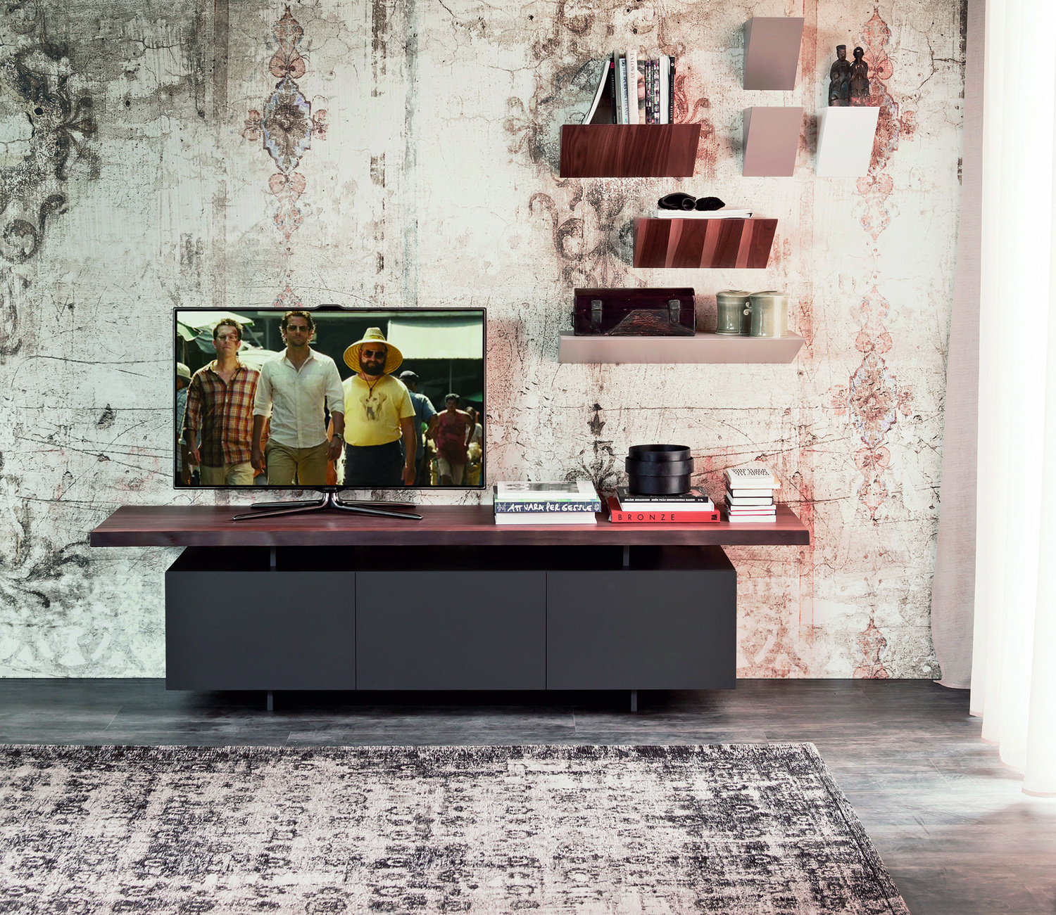 Seneca TV Unit