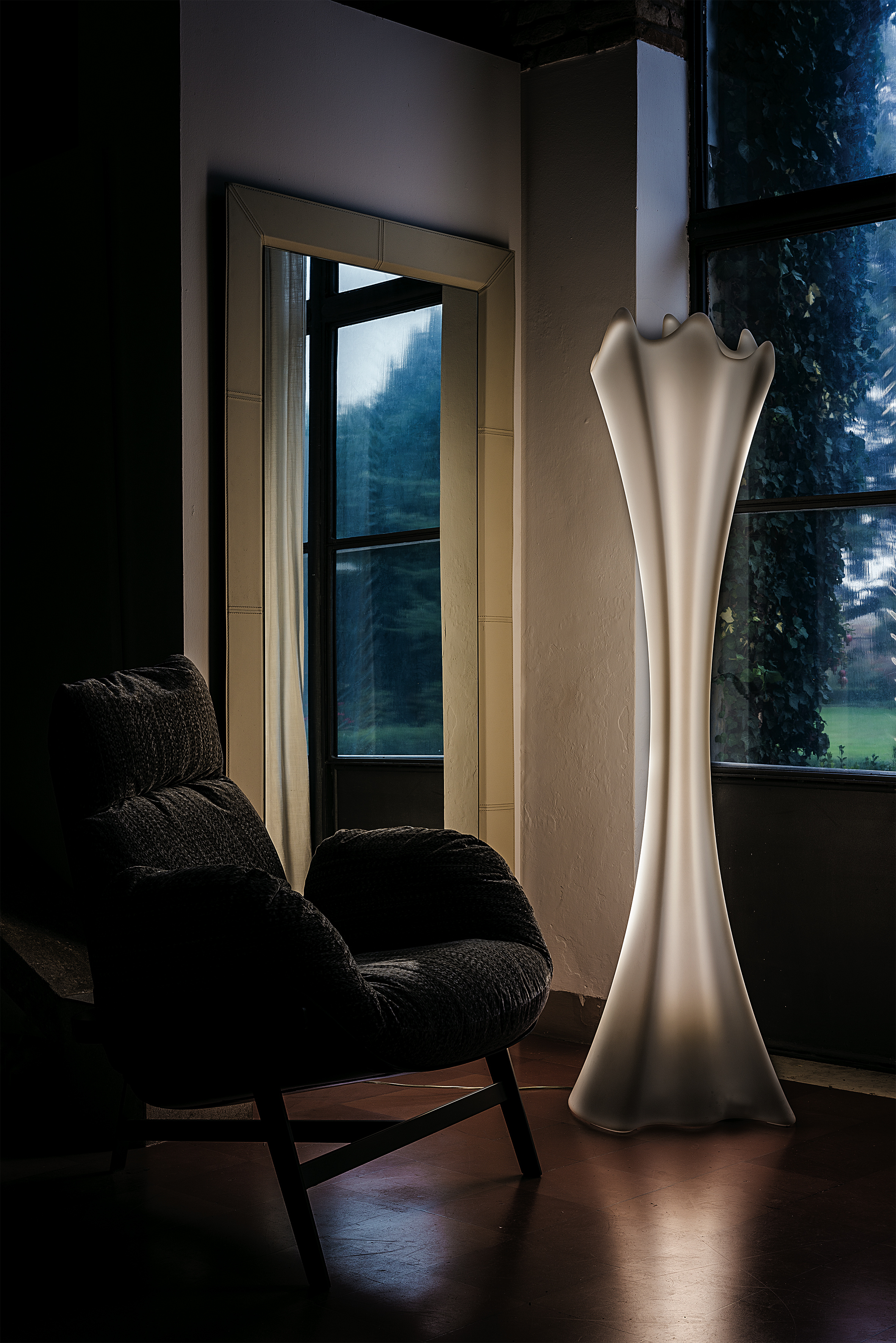 Sipario Floor Lamp