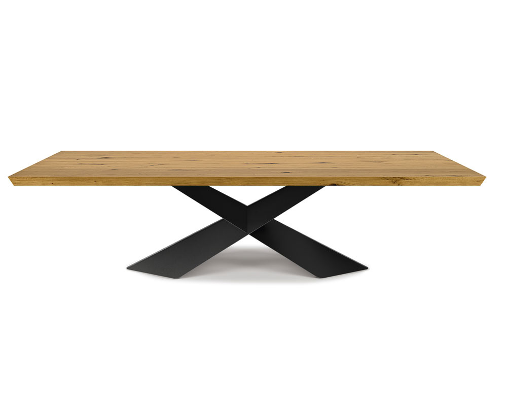 Tyron Wood Dining Table - Version A