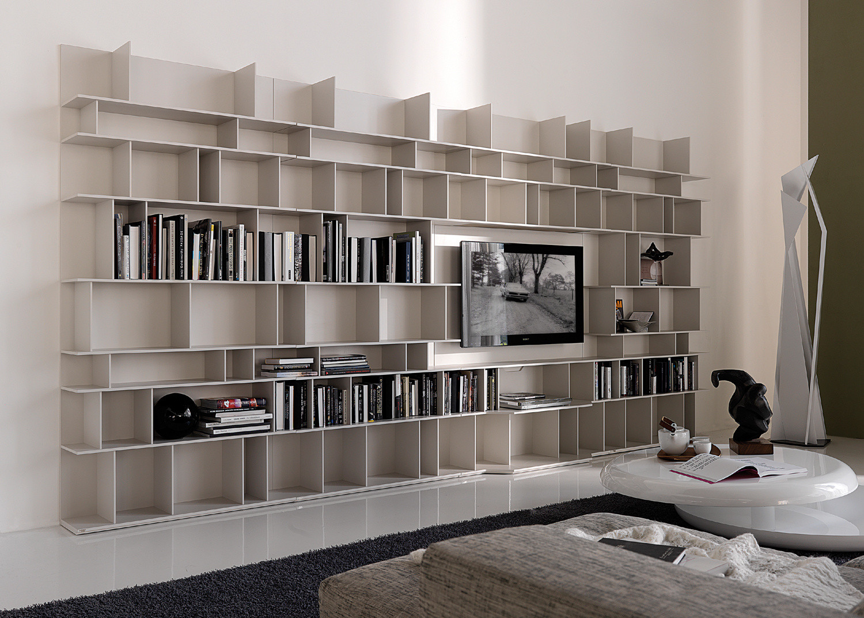 Стеллаж wally (кабинеты cattelan italia) итальянская мебель .