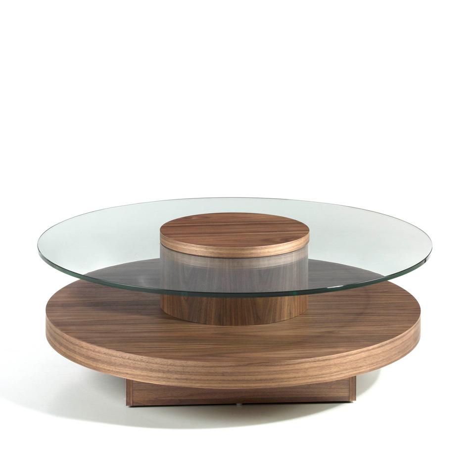 Zen Round Coffee Table