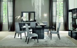 Image for Montecarlo 160 Extending Dining Table