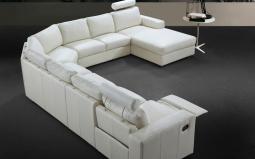 Navelli Recliner Sofa