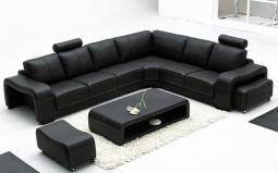 Palermo Italian Modular Corner Sofa