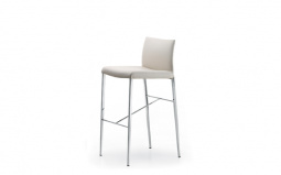 Anna Bar Stool - Eco Leather