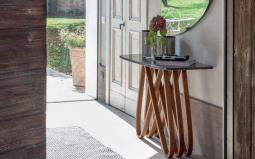 Butterfly Console Table