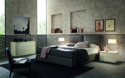 Bolero Patterned Bed