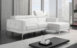 Claud Italian Corner Sofa