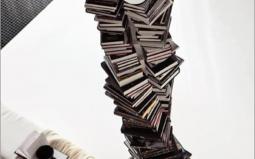 DNA Bookcase - Birds Eye View