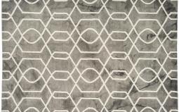 Fresco Modern Grey Rug - Asiatic