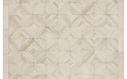 Gucho Parquet Hide Rug - Asiatic