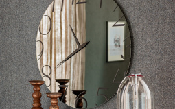 Moment Clock Mirror