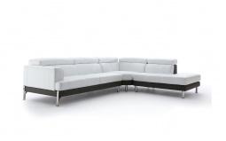 Plaza Modern Corner Sofa