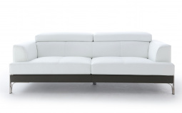 Plaza Leather Sofa