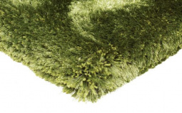 Plush designer Green Rug - Asiatic