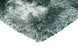 Plush Designer Petrol Rug - Asiatic