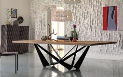 Skorpio Wood Dining Table