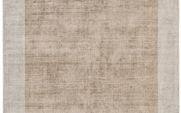 Vita Border Putty / Champagne Rug - Asiatic