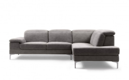 Zip Corner Sofa Fabric