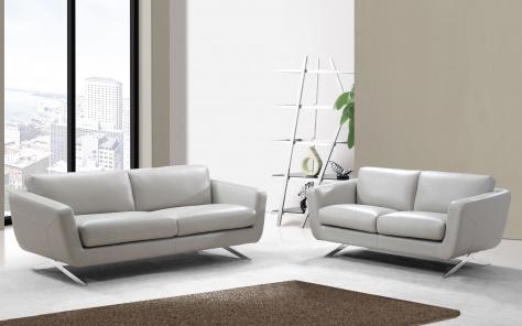Caruso Leather Sofa