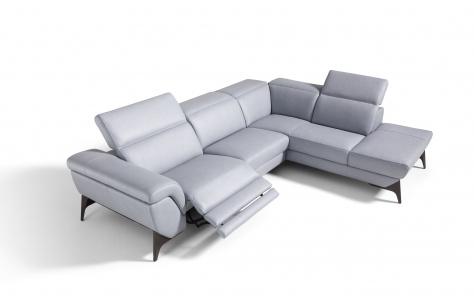 Nicol Italian Corner Sofa