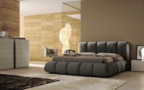 Sharpei Modern Bed
