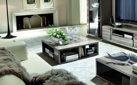 Monaco Square Coffee Table