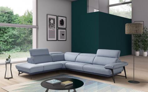 Anita Italian Corner Sofa