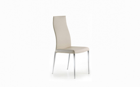 Anna High Back Dining Chair - Cattelan Italia