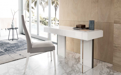 Isla White Gloss Vanity Unit