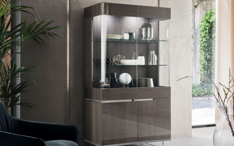 Athena 2 Door Cabinet