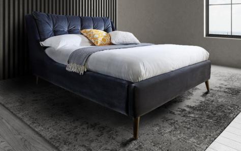 Boho Fabric Bed