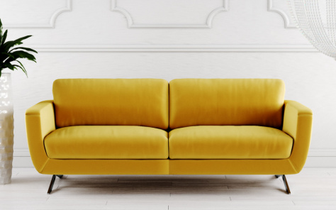 Caruso Fabric Sofa