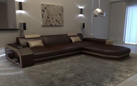 Concept Corner Sofa