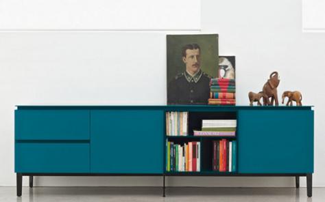 Cosmopolitan Large Wood Sideboard